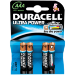 Duracell Ultra Power Micro AAA Batterien 4 Stück