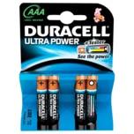 Duracell Ultra PowerBatterien AAA MX2400/LR03 4 Stück