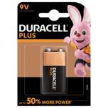 Duracell Batterien Plus Power 9V