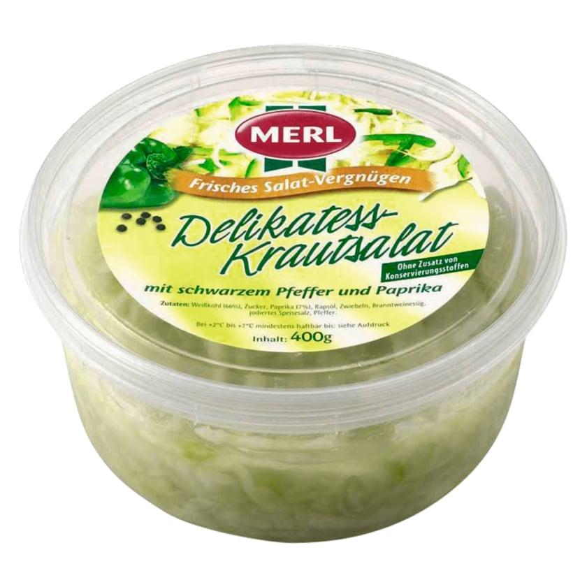 Merl Delikatess-Krautsalat 400g