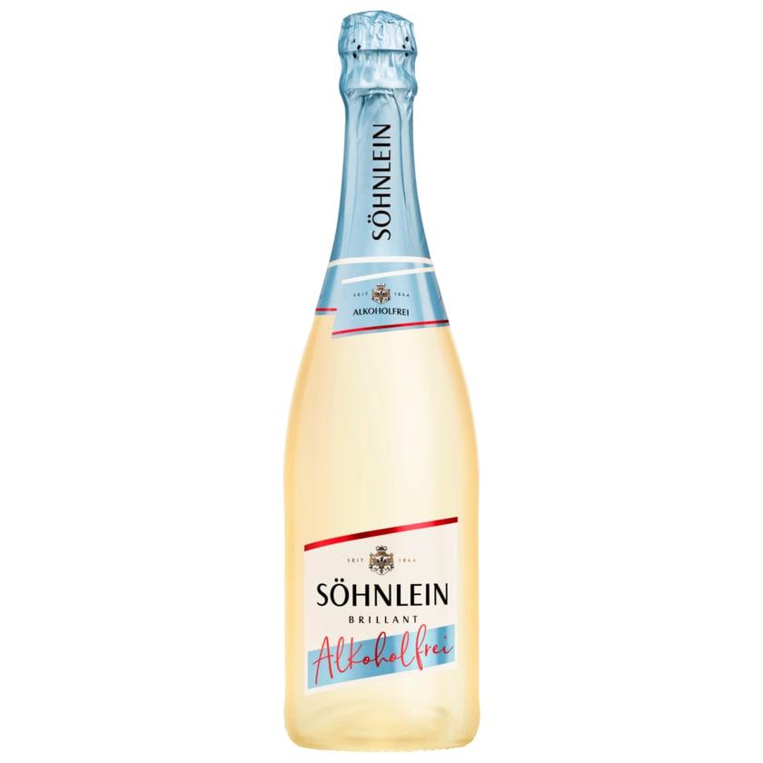 Söhnlein Brillant alkoholfrei 0,75l