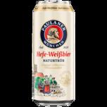 Paulaner Hefe-Weißbier naturtrüb 0,5l