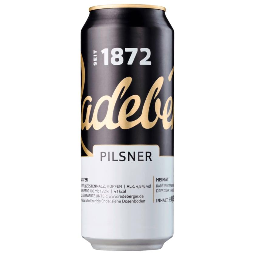 Radeberger Pilsner 0,5l