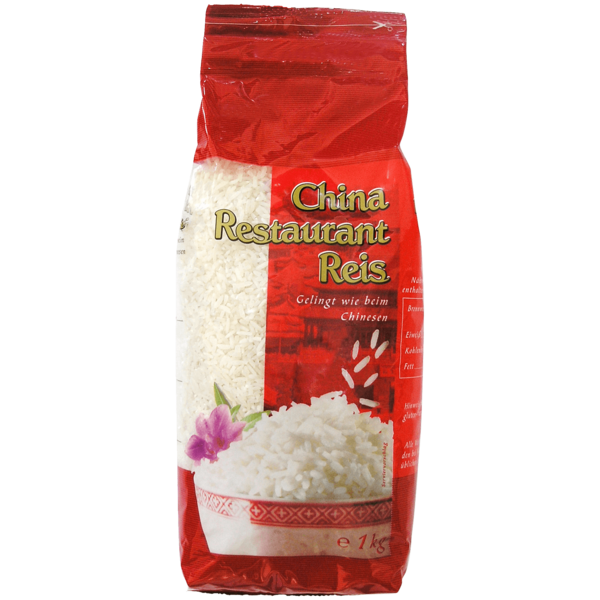 Neuss & Wilke Chinese Restaurant Rice 1kg