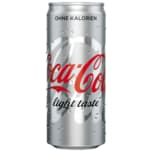 Coca-Cola light taste 0,33l