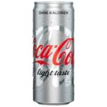 Coca-Cola light taste 0,33l