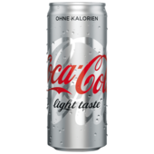 Coca-Cola light 0,33l