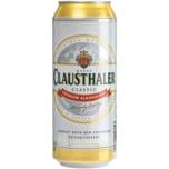Clausthaler Classic Premium alkoholfrei 0,5l