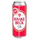 Haake Beck Pils 0,5l