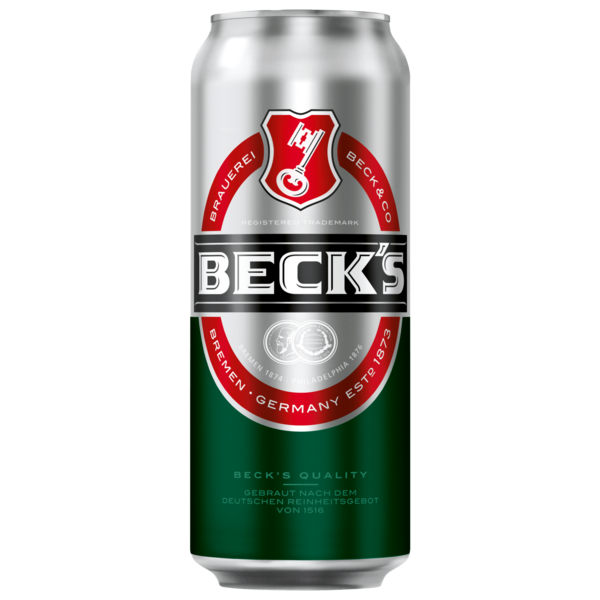 Beck's Pils 0,5l