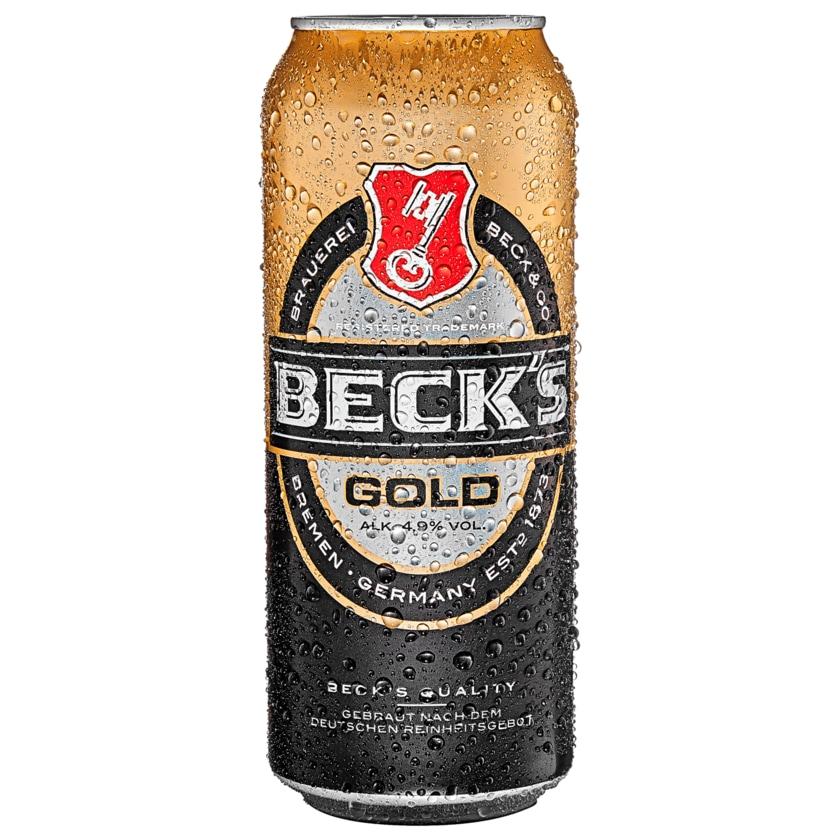 Beck's Gold 0,5l
