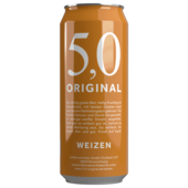5,0 Original Weizen 0,5l