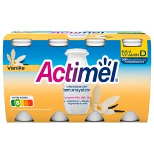 Danone Actimel Drink Vanille 8x100g