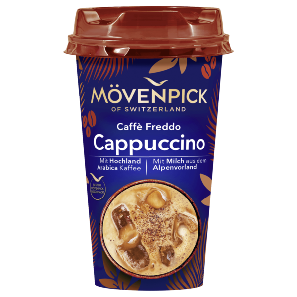 Mövenpick Caffè Cappuccino 189ml