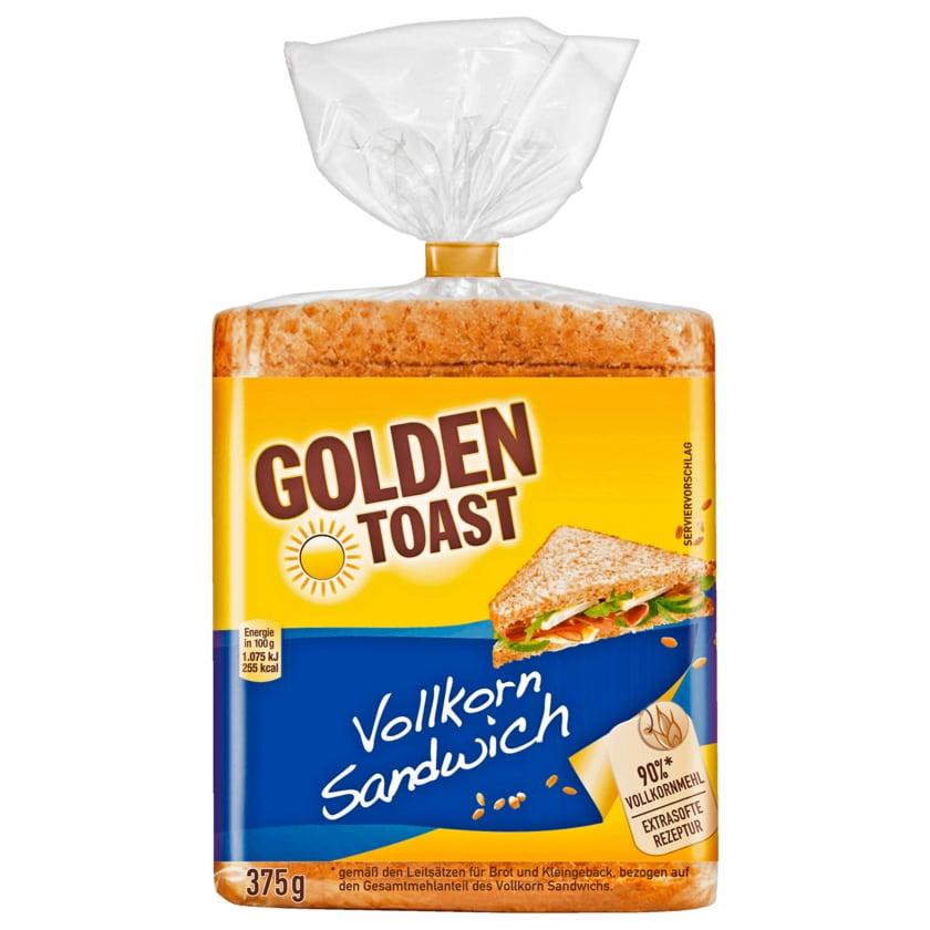 Golden Toast Vollkorn Sandwich 375g