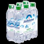 Adelholzener Mineralwasser Sanft 6x0,5l