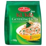 Wurzener KuKo Gemüse-Reis 150g