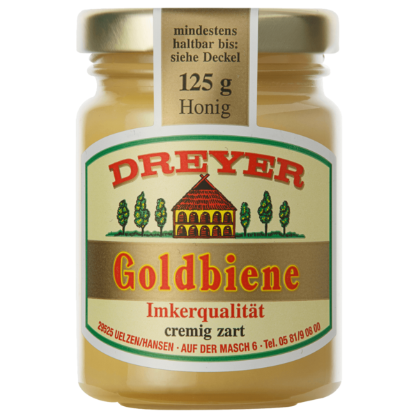 Dreyer Goldbiene 125g