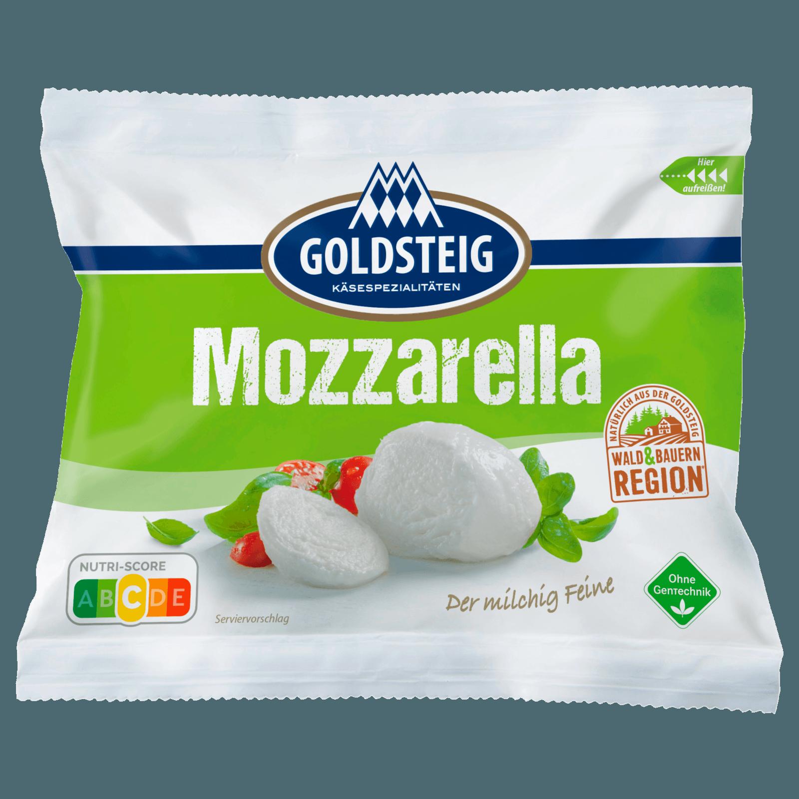 Goldsteig Mozzarella 125g