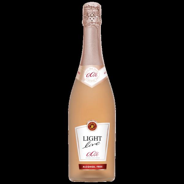 Light Live Sparkling Rosé 0,75l