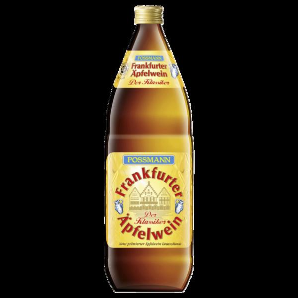 Possmann Frankfurter Äpfelwein der Klassiker 1l