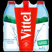Vittel Stilles Mineralwasser 6x1l