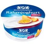 Weihenstephan Rahmjoghurt Pfirsich-Maracuja 150g