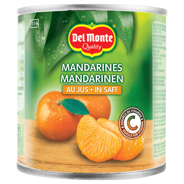 Del Monte Mandarinen in Saft 175ml