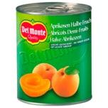 Del Monte Aprikosen halbe Frucht leicht gezuckert 135g