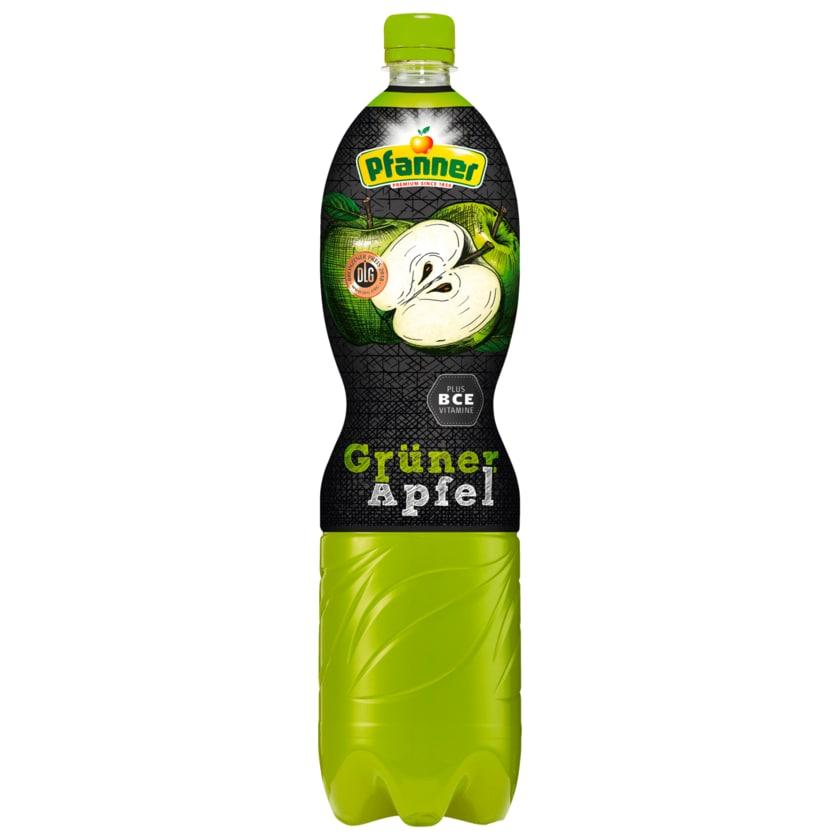 Pfanner BCE Green Apple 1,5l