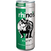 rhino's energy drink classic 250ml