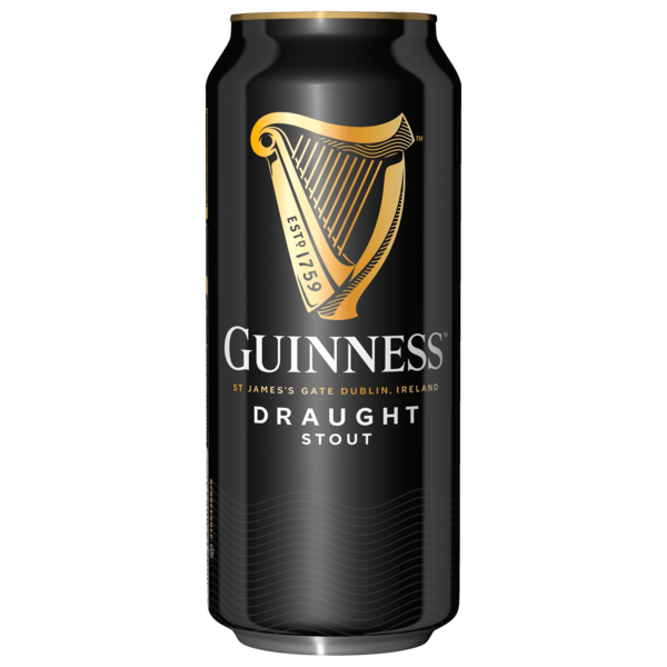 Guinness Irish Draught 0,44l