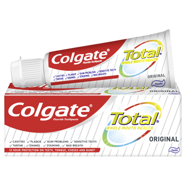 Colgate Total Zahncreme Original 25ml