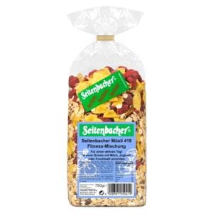 Seitenbacher Müsli Fitness-Mischung 750g