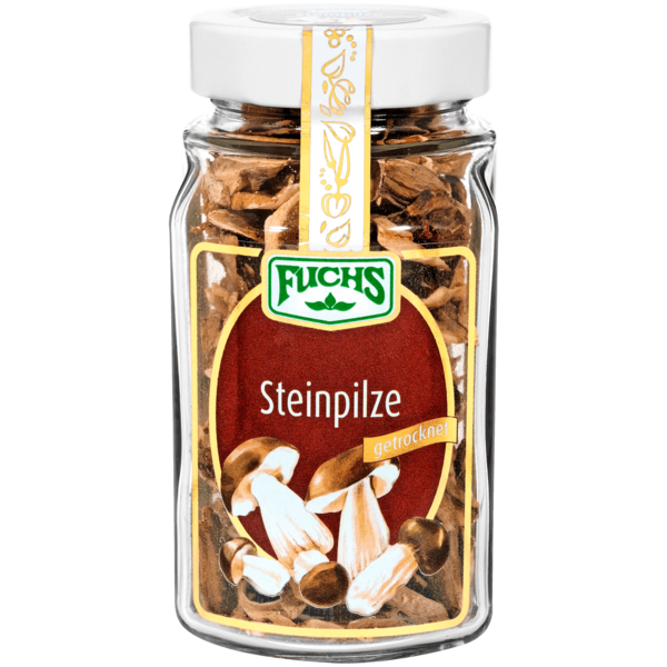 Fuchs Steinpilze