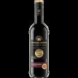 Deutsches Weintor Dornfelder mild Pfalz QbA 0,75l