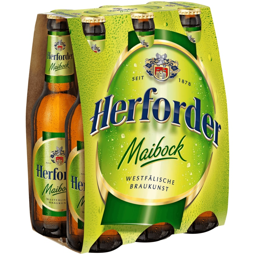 Herforder Maibock 6x0,33l