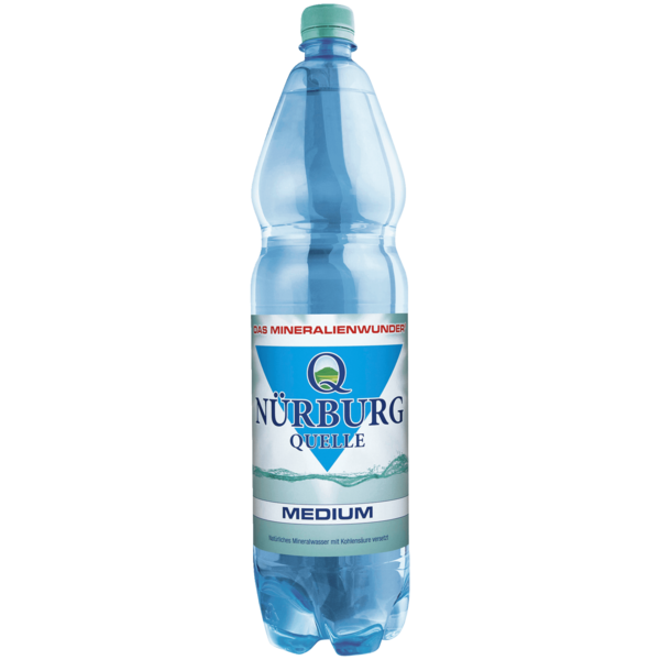 Nürburg Quelle medium 1,5l