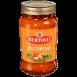 Bertolli Pasta Classico Pecorino Sauce Glas 400 g
