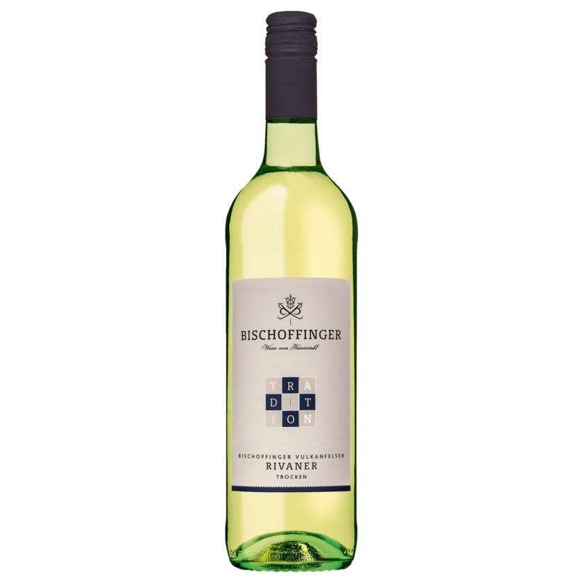 Bischoffinger Weißwein Rivaner Tradition trocken 0,75l