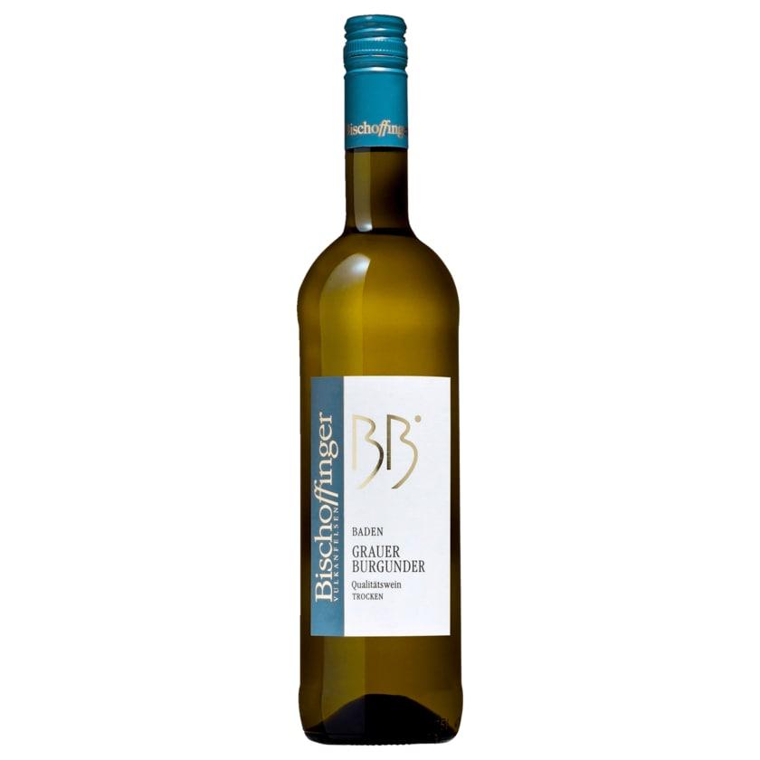 Bischoffinger Weißwein Grauer Burgunder trocken 0,75l