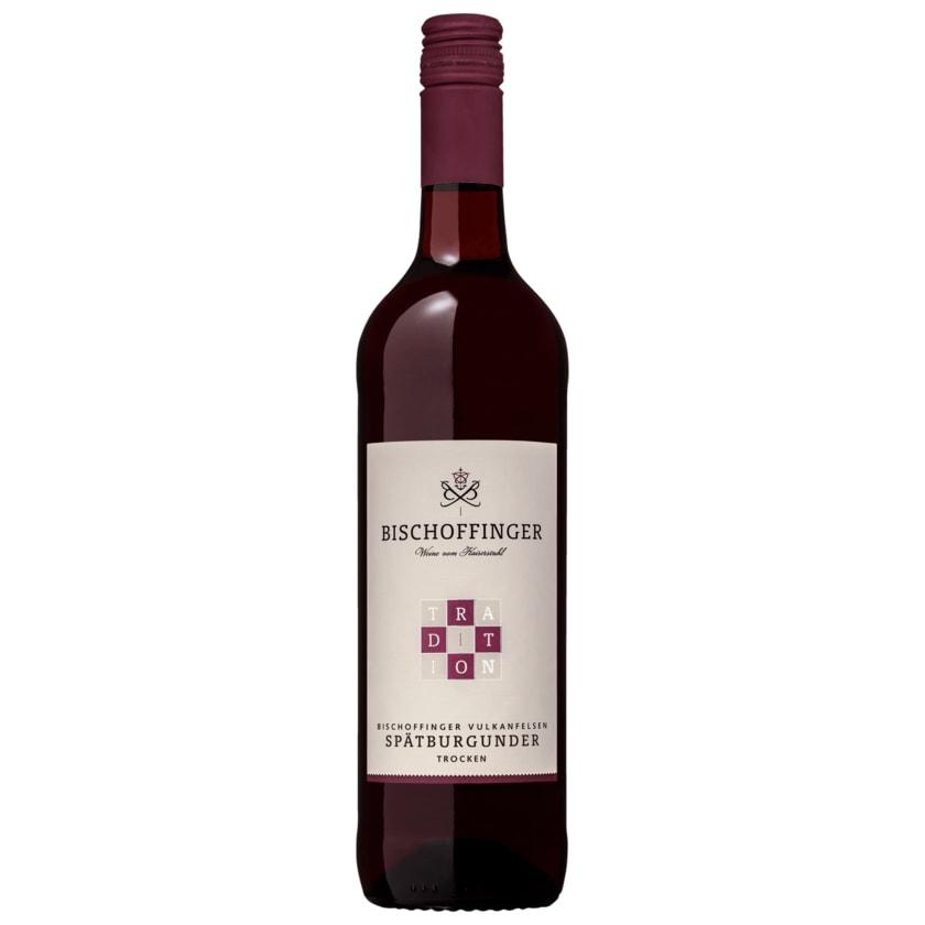 Bischoffinger Rotwein Spätburgunder QbA trocken 0,75l