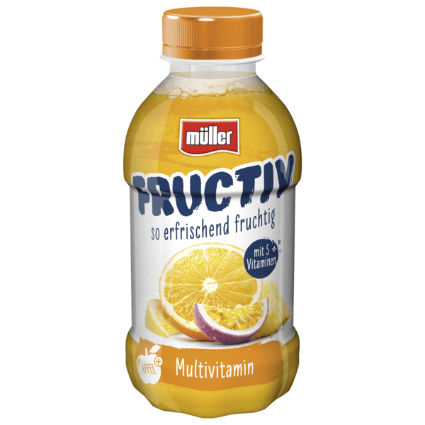 Müller Fructiv Multivitamin 440ml