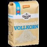Bauckhof Weizenmehl Vollkorn 1kg
