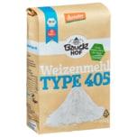 Bauckhof Bio Weizenmehl Type 405 1000g