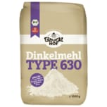 Bauckhof Bio Dinkel Mehl Type 630 1kg