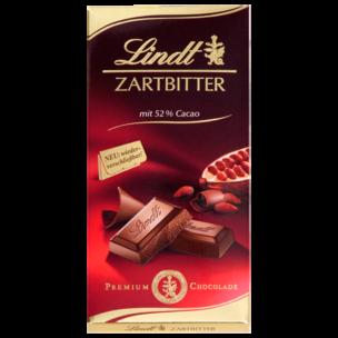 Lindt Zartbitter-Tafel 100g