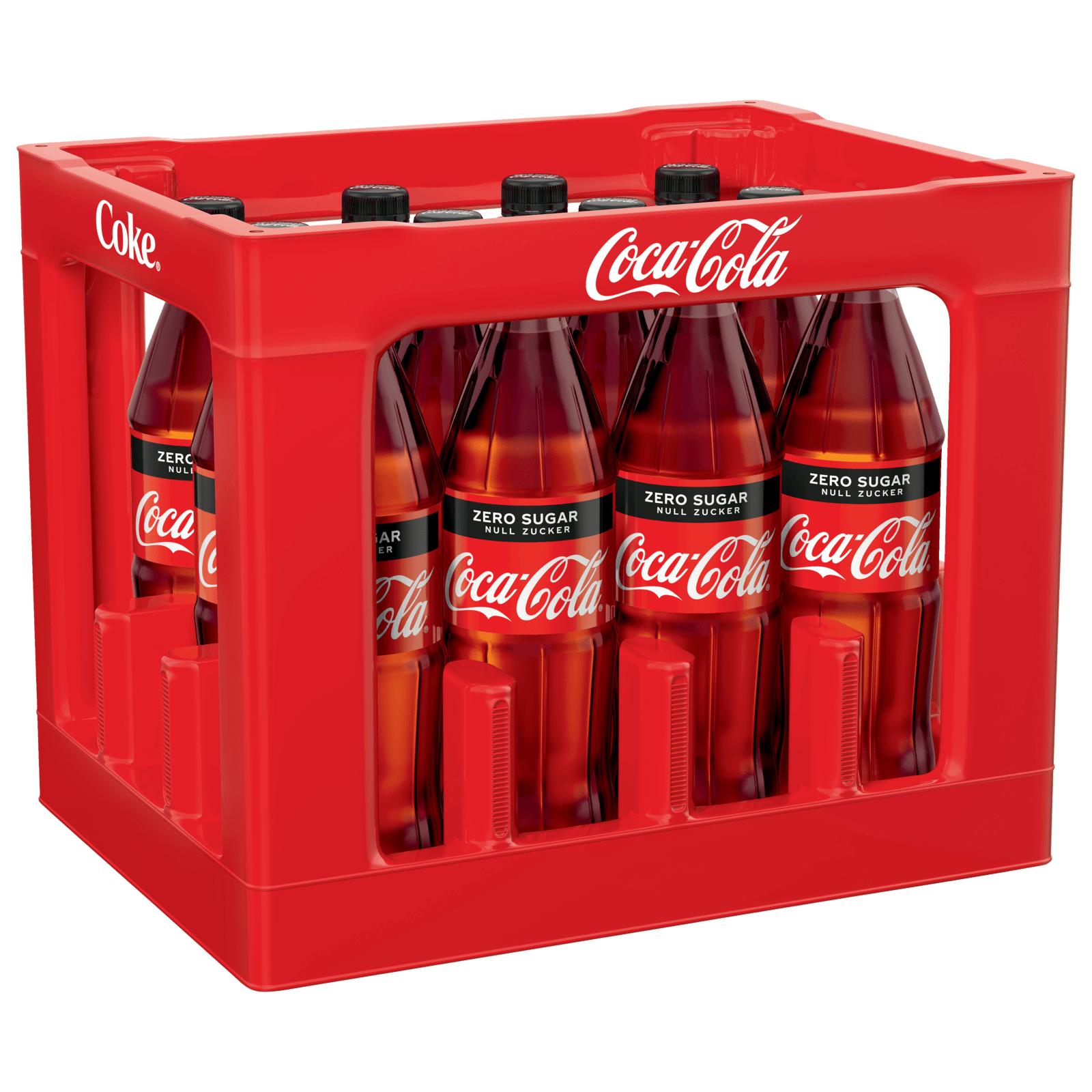 COCA-COLA ZERO 1,0 L PET MW