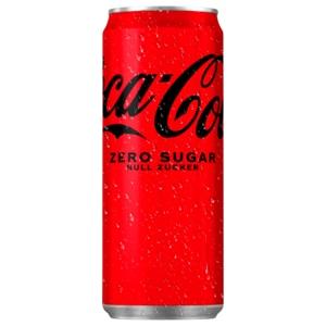 Coca-Cola Zero Sugar 0,33l