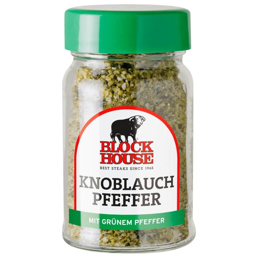 Block House Grüner Knoblauch Pfeffer 50g